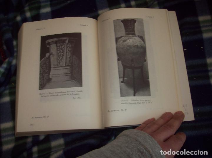 Libros de segunda mano: OBRA DISPERSA I : AL-ANDALÚS. CRÓNICA ARQUEOLÓGICA DE LA ESPAÑA MUSULMANA,1. LEOPOLDO TORRES. 1981. - Foto 37 - 121733679