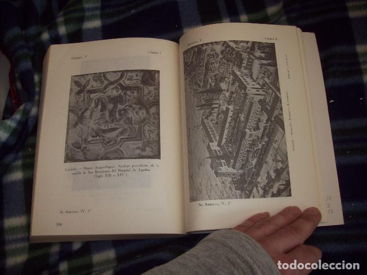 Libros de segunda mano: OBRA DISPERSA I : AL-ANDALÚS. CRÓNICA ARQUEOLÓGICA DE LA ESPAÑA MUSULMANA,1. LEOPOLDO TORRES. 1981. - Foto 38 - 121733679