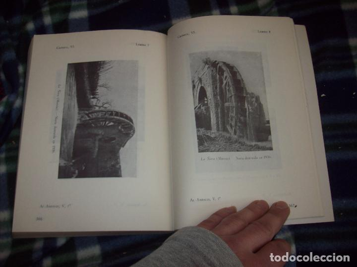 Libros de segunda mano: OBRA DISPERSA I : AL-ANDALÚS. CRÓNICA ARQUEOLÓGICA DE LA ESPAÑA MUSULMANA,1. LEOPOLDO TORRES. 1981. - Foto 39 - 121733679