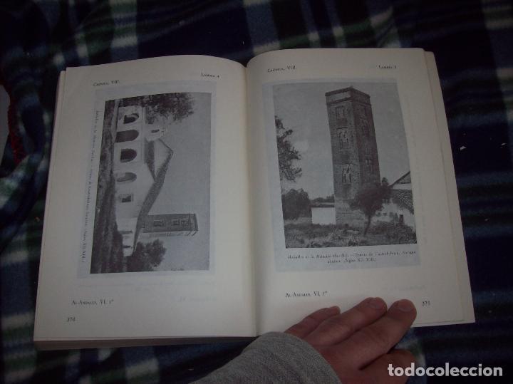 Libros de segunda mano: OBRA DISPERSA I : AL-ANDALÚS. CRÓNICA ARQUEOLÓGICA DE LA ESPAÑA MUSULMANA,1. LEOPOLDO TORRES. 1981. - Foto 40 - 121733679