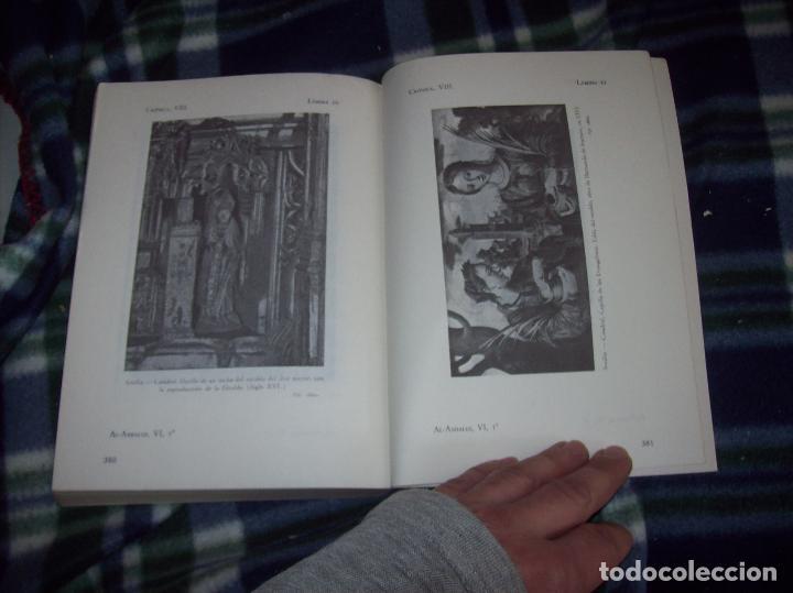 Libros de segunda mano: OBRA DISPERSA I : AL-ANDALÚS. CRÓNICA ARQUEOLÓGICA DE LA ESPAÑA MUSULMANA,1. LEOPOLDO TORRES. 1981. - Foto 41 - 121733679
