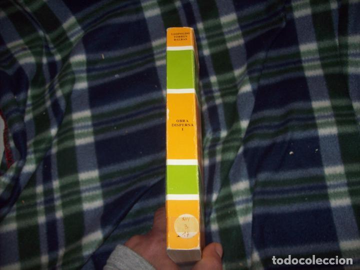 Libros de segunda mano: OBRA DISPERSA I : AL-ANDALÚS. CRÓNICA ARQUEOLÓGICA DE LA ESPAÑA MUSULMANA,1. LEOPOLDO TORRES. 1981. - Foto 42 - 121733679