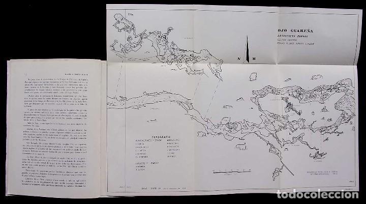 Libros de segunda mano: KAITE. BURGOS. Nº 1. AÑO: 1978. ESTUDIOS DE ESPELEOLOGÍA BURGALESA. ATAPUERCA. OJO GUAREÑA. - Foto 3 - 173631222