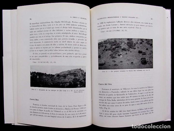 Libros de segunda mano: KAITE. BURGOS. Nº 1. AÑO: 1978. ESTUDIOS DE ESPELEOLOGÍA BURGALESA. ATAPUERCA. OJO GUAREÑA. - Foto 5 - 173631222