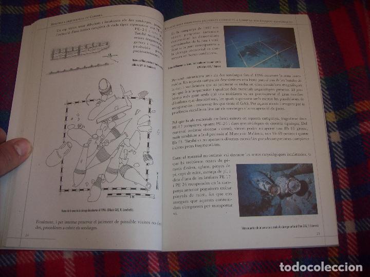 HISTÒRIA I ARQUEOLOGIA DE CABRERA / HISTORIA Y ARQUEOLOGÍA DE CABRERA. AJUNTAMENT DE PALMA.2001 (Libros de Segunda Mano - Ciencias, Manuales y Oficios - Arqueología)