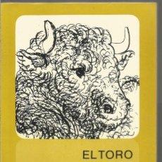Libros de segunda mano: LEONARD COTTRELL. EL TORO DE MINOS. BREVIARIOS. FONDO DE CULTURA ECONOMICA. Lote 124199555
