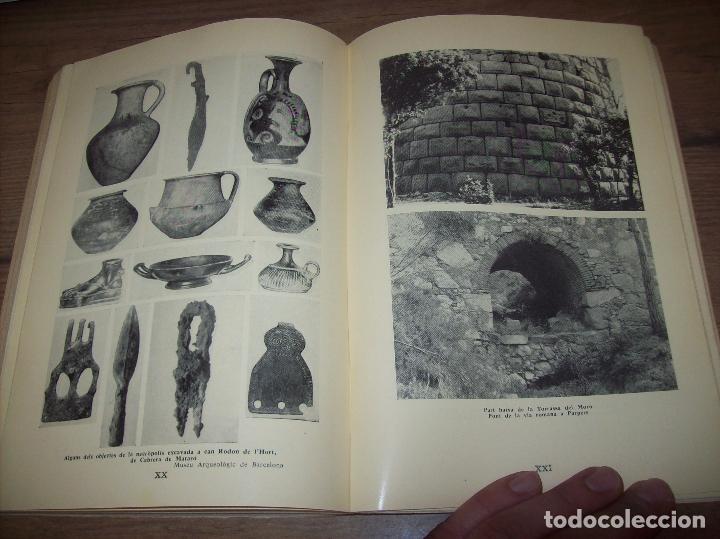 ELS ORÍGENS DE MATARÓ. MARIÀ RIBAS I BERTRAN. CAIXA D'ESTALVIS DE MATARÓ. 1964. UNA JOIA!!!!. (Libros de Segunda Mano - Ciencias, Manuales y Oficios - Arqueología)