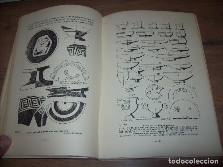 Libros de segunda mano: ELS ORÍGENS DE MATARÓ. MARIÀ RIBAS I BERTRAN. CAIXA DESTALVIS DE MATARÓ. 1964. UNA JOIA!!!!. - Foto 6 - 125351411