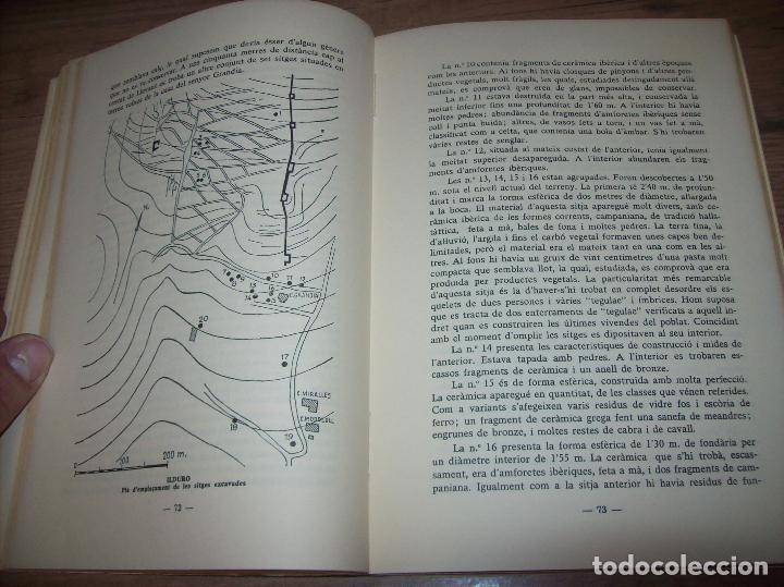 Libros de segunda mano: ELS ORÍGENS DE MATARÓ. MARIÀ RIBAS I BERTRAN. CAIXA DESTALVIS DE MATARÓ. 1964. UNA JOIA!!!!. - Foto 9 - 125351411