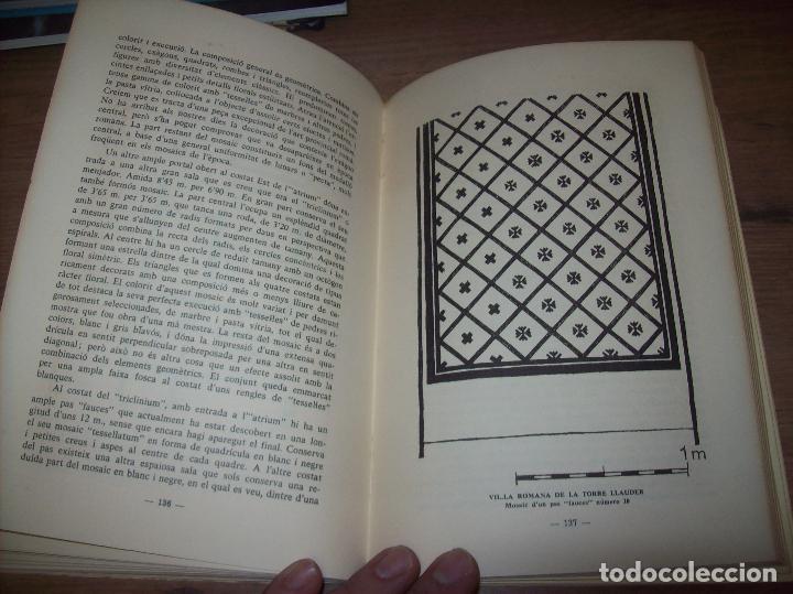 Libros de segunda mano: ELS ORÍGENS DE MATARÓ. MARIÀ RIBAS I BERTRAN. CAIXA DESTALVIS DE MATARÓ. 1964. UNA JOIA!!!!. - Foto 12 - 125351411