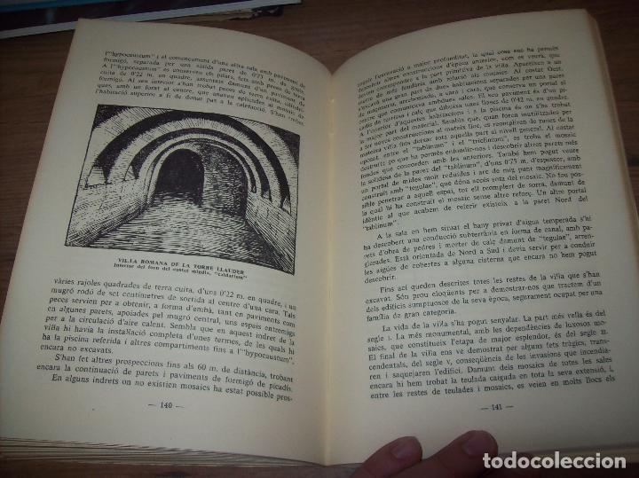 Libros de segunda mano: ELS ORÍGENS DE MATARÓ. MARIÀ RIBAS I BERTRAN. CAIXA DESTALVIS DE MATARÓ. 1964. UNA JOIA!!!!. - Foto 13 - 125351411