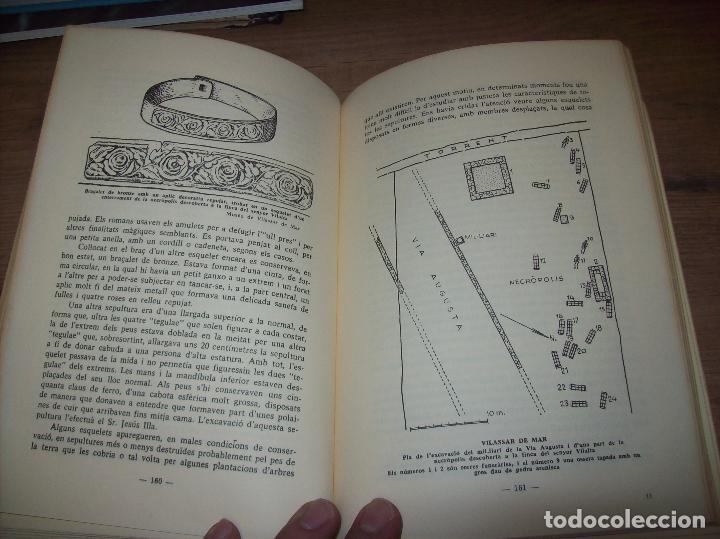 Libros de segunda mano: ELS ORÍGENS DE MATARÓ. MARIÀ RIBAS I BERTRAN. CAIXA DESTALVIS DE MATARÓ. 1964. UNA JOIA!!!!. - Foto 14 - 125351411