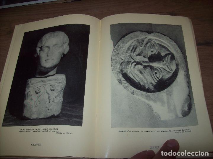 Libros de segunda mano: ELS ORÍGENS DE MATARÓ. MARIÀ RIBAS I BERTRAN. CAIXA DESTALVIS DE MATARÓ. 1964. UNA JOIA!!!!. - Foto 26 - 125351411