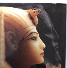 Libros de segunda mano: TESOROS EGIPCIOS DE LA COLECCIÓN DEL MUSEO EGIPCIO DE EL CAIRO. POR FRANCESCO TIRANDRITTI.. Lote 126089103