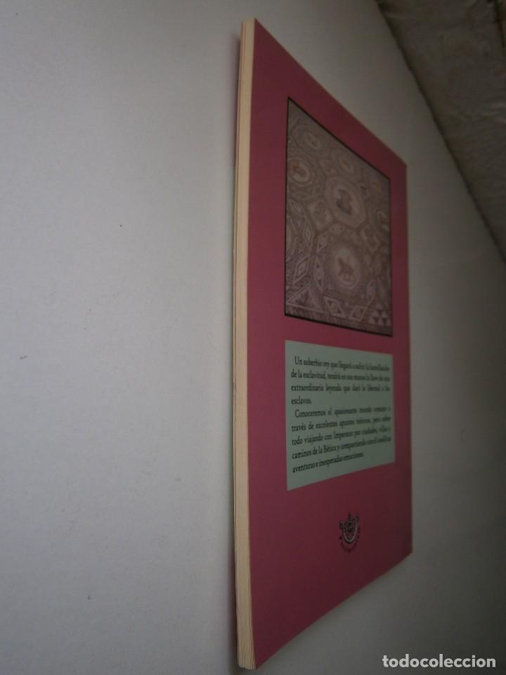 Libros de segunda mano: IMPERATOR EL REY DE LOS ESCLAVOS LIBRES Arqueologia Romana en Andalucia Eloisa Caro Duran 2004 - Foto 4 - 128941103