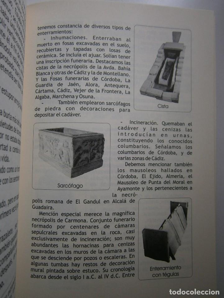 Libros de segunda mano: IMPERATOR EL REY DE LOS ESCLAVOS LIBRES Arqueologia Romana en Andalucia Eloisa Caro Duran 2004 - Foto 15 - 128941103