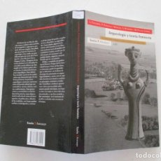 Libros de segunda mano: ARQUEOLOGÍA Y TEORÍA FEMINISTA. ESTUDIOS SOBRE MUJERES Y CULTURA MATERIAL EN ARQUEOLOGÍA. RMT87216. Lote 129021231