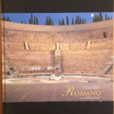 Libri di seconda mano: CARTAGENA- MURCIA- TEATRO ROMANO DE CARTAGENA- SEBASTIAN RAMALLO- RAFAEL MONEO 2.009. Lote 278220623