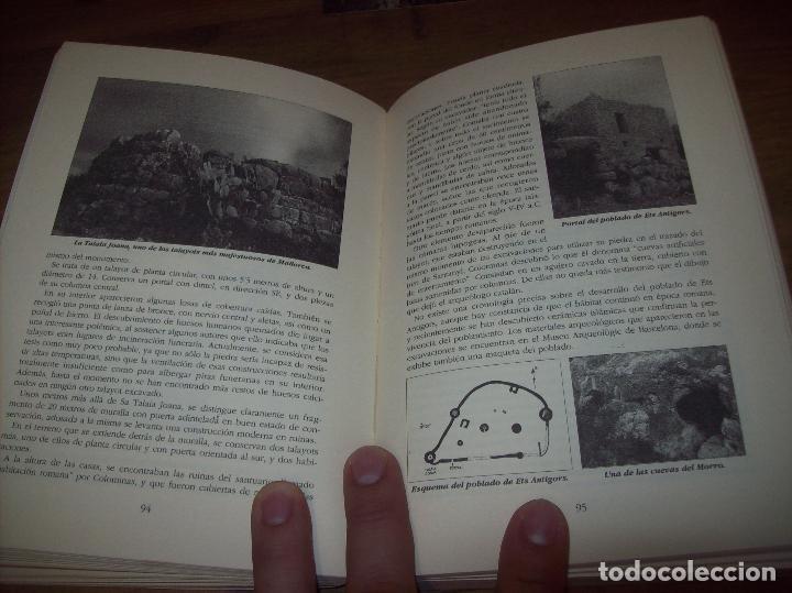 GUÍA ARQUEOLÓGICA DE MALLORCA. JAVIER ARAMBURU - CARLOS GARRIDO - VICENÇ SASTRE. 1994. (Libros de Segunda Mano - Ciencias, Manuales y Oficios - Arqueología)