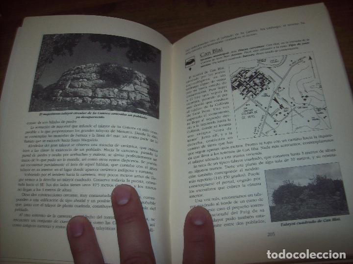 Libros de segunda mano: GUÍA ARQUEOLÓGICA DE MALLORCA. JAVIER ARAMBURU - CARLOS GARRIDO - VICENÇ SASTRE. 1994. - Foto 13 - 130289970