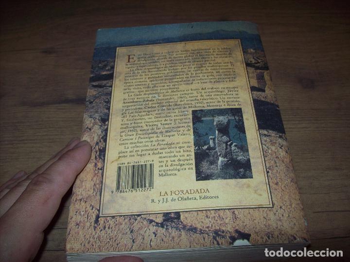 Libros de segunda mano: GUÍA ARQUEOLÓGICA DE MALLORCA. JAVIER ARAMBURU - CARLOS GARRIDO - VICENÇ SASTRE. 1994. - Foto 16 - 130289970
