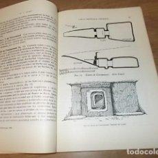 Libros de segunda mano: CUEVAS ARTIFICIALES FUNERARIAS DE MALLORCA - OBSERVACIONES SOBRE LOS MEGALITOS DEL SUDESTE DE ITALIA. Lote 131897918