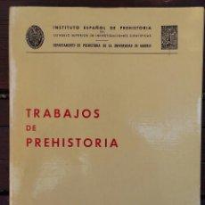 Libros de segunda mano: TRABAJOS DE PREHISTORIA, VOL, 30, CSIC. Lote 134392518