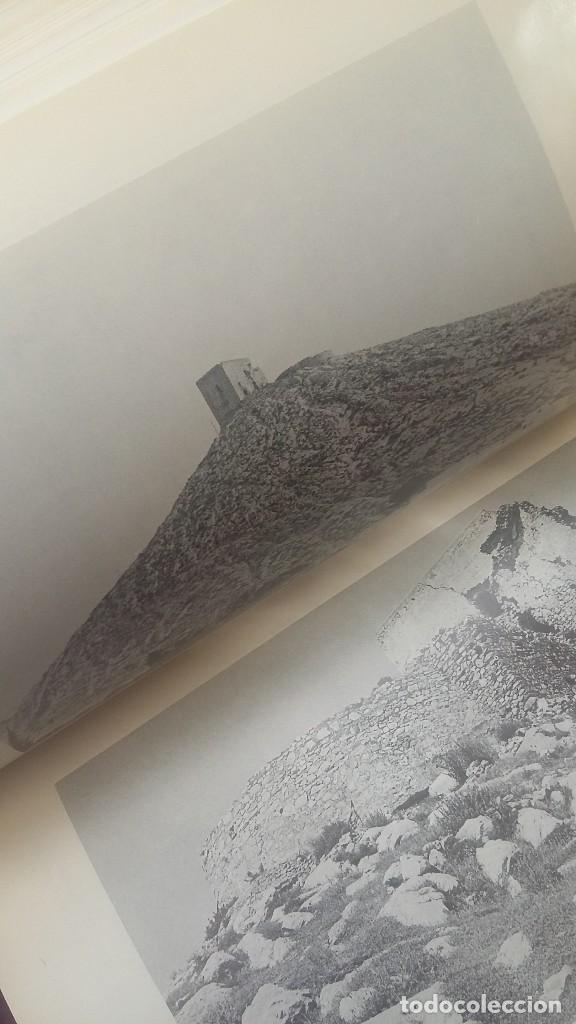 Libros de segunda mano: CASTELL DE FERRO, SU CASTILLO Y TORRES ALMENARAS. GRANADA - Foto 2 - 134757130