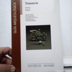 Libros de segunda mano - GUIA ARQUEOLOGICA. NUMANCIA. SORIA. - 135123783
