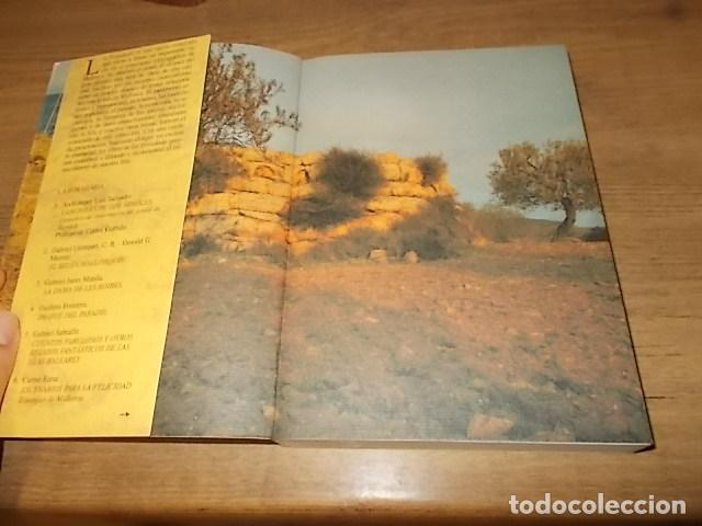 Libros de segunda mano: GUÍA ARQUEOLÓGICA DE MALLORCA. JAVIER ARAMBURU - CARLOS GARRIDO - VICENÇ SASTRE. 1994. - Foto 3 - 136183217