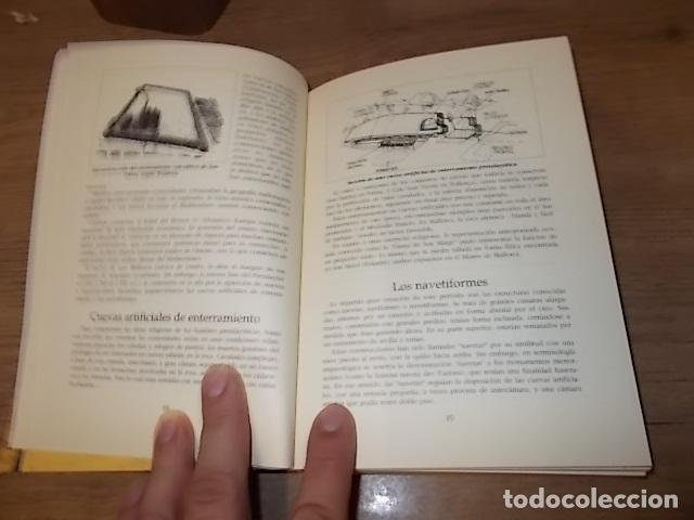 Libros de segunda mano: GUÍA ARQUEOLÓGICA DE MALLORCA. JAVIER ARAMBURU - CARLOS GARRIDO - VICENÇ SASTRE. 1994. - Foto 5 - 136183217