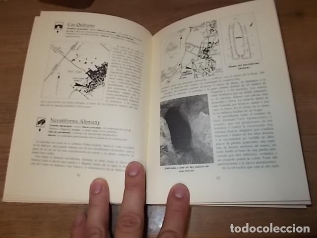 Libros de segunda mano: GUÍA ARQUEOLÓGICA DE MALLORCA. JAVIER ARAMBURU - CARLOS GARRIDO - VICENÇ SASTRE. 1994. - Foto 8 - 136183217