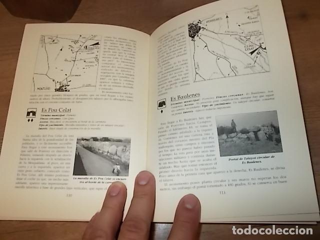 Libros de segunda mano: GUÍA ARQUEOLÓGICA DE MALLORCA. JAVIER ARAMBURU - CARLOS GARRIDO - VICENÇ SASTRE. 1994. - Foto 11 - 136183217