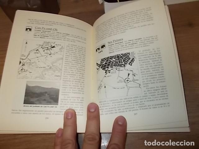 Libros de segunda mano: GUÍA ARQUEOLÓGICA DE MALLORCA. JAVIER ARAMBURU - CARLOS GARRIDO - VICENÇ SASTRE. 1994. - Foto 15 - 136183217