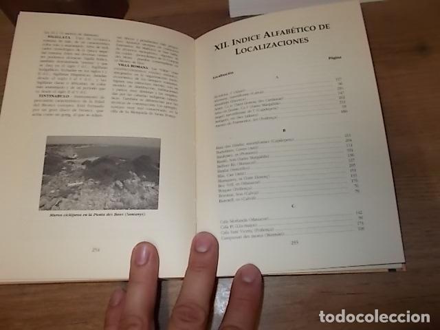 Libros de segunda mano: GUÍA ARQUEOLÓGICA DE MALLORCA. JAVIER ARAMBURU - CARLOS GARRIDO - VICENÇ SASTRE. 1994. - Foto 18 - 136183217