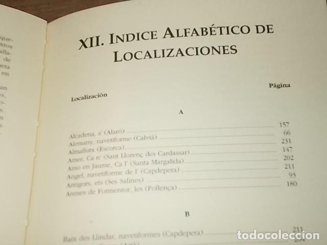 Libros de segunda mano: GUÍA ARQUEOLÓGICA DE MALLORCA. JAVIER ARAMBURU - CARLOS GARRIDO - VICENÇ SASTRE. 1994. - Foto 19 - 136183217