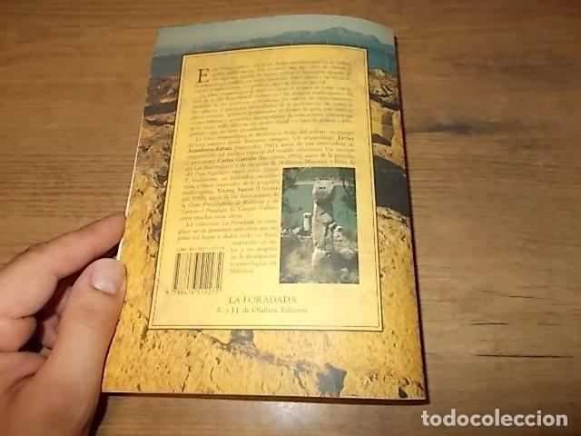 Libros de segunda mano: GUÍA ARQUEOLÓGICA DE MALLORCA. JAVIER ARAMBURU - CARLOS GARRIDO - VICENÇ SASTRE. 1994. - Foto 28 - 136183217