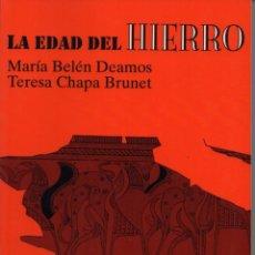 Libros de segunda mano: LA EDAD DEL HIERRO. Lote 136835030