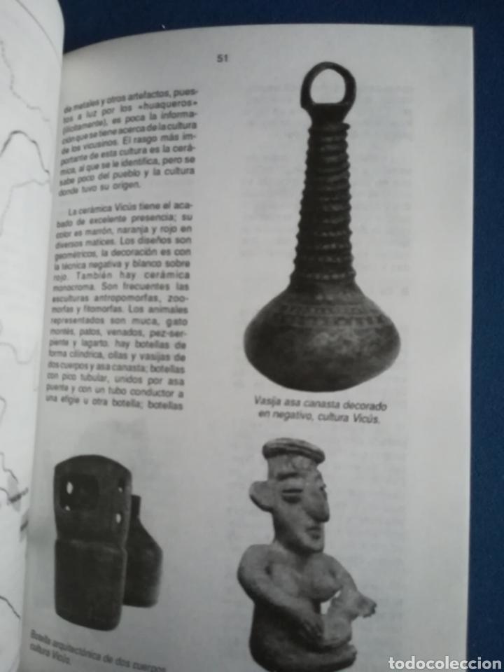 Libros de segunda mano: Las Culturas Prehispánicas del Perú. Justo Cáceres Macedo, 1994 - Foto 3 - 138324698