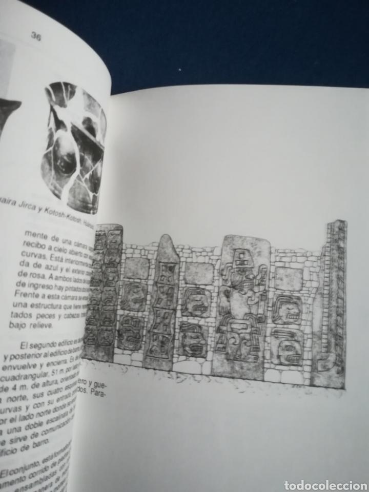 Libros de segunda mano: Las Culturas Prehispánicas del Perú. Justo Cáceres Macedo, 1994 - Foto 4 - 138324698