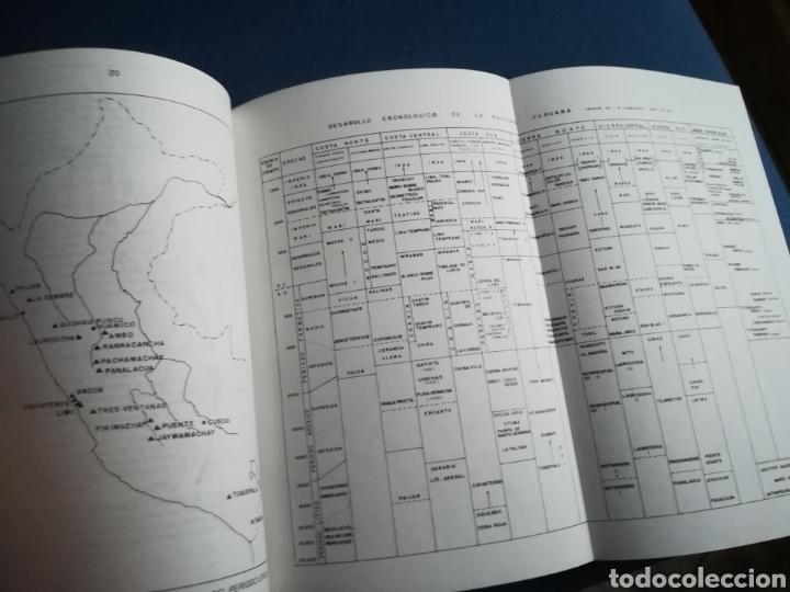 Libros de segunda mano: Las Culturas Prehispánicas del Perú. Justo Cáceres Macedo, 1994 - Foto 5 - 138324698