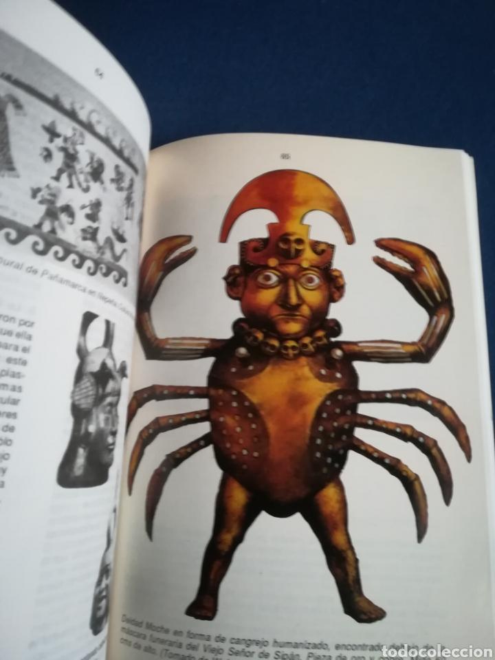 Libros de segunda mano: Las Culturas Prehispánicas del Perú. Justo Cáceres Macedo, 1994 - Foto 6 - 138324698