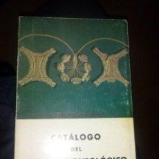 Libros de segunda mano: CATALOGO DEL MUSEO ARQUEOLOGICO DE SEVILLA - FERNANDEZ-CHICARRO DE DIOS, CONCEPCION . Lote 165282706