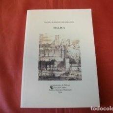 Libri di seconda mano: MALACA : NOTICIAS DE ALGUNOS DESCUBRIMIENTOS REALIZADOS... - MANUEL RODRÍGUEZ DE BERLANGA (MÁLAGA). Lote 142183146
