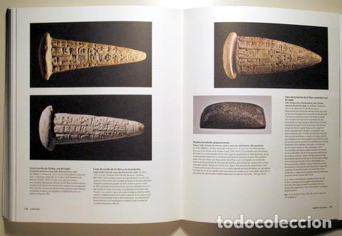 Gebrauchte Bücher: ANTES DEL DILUVIO. Mesopotamia 3500-2100 A.C. - Barcelona 2012 - Ilustrado - Foto 2 - 145031641