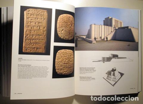 Gebrauchte Bücher: ANTES DEL DILUVIO. Mesopotamia 3500-2100 A.C. - Barcelona 2012 - Ilustrado - Foto 3 - 145031641