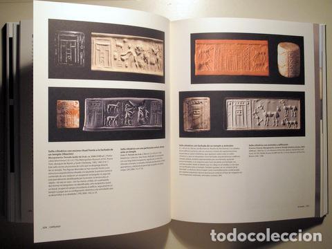 Gebrauchte Bücher: ANTES DEL DILUVIO. Mesopotamia 3500-2100 A.C. - Barcelona 2012 - Ilustrado - Foto 4 - 145031641