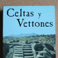 Libros de segunda mano: CELTAS Y VETTONES. TORREÓN DE LOS GUZMANES. IGLESIA DE SANTO TOMÉ EL VIEJO. . Lote 145104462