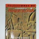 Libros de segunda mano: SELECCIONES MISTERIOS DE LA ARQUEOLOGIA Nº 2. EGIPTO SECRETO. SEXO TUMBAS Y DIOSES. TDKR42. Lote 145164690