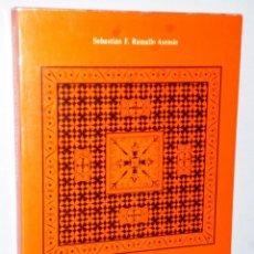 Libros de segunda mano: MOSAICOS ROMANOS DE CARTHAGO NOVA (HISPANIA CITERIOR). Lote 184647275
